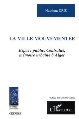 Couverture VILLE MOUVEMENTÉE