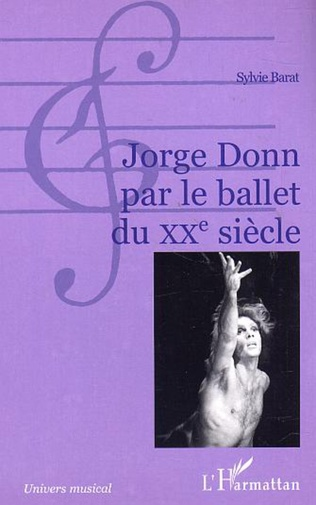 Couverture JORGE DONN PAR LE BALLET DU XXe SIECLE