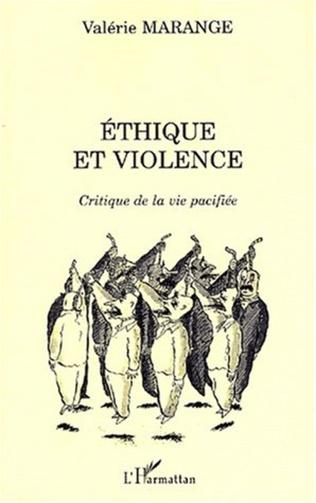 Couverture ÉTHIQUE ET VIOLENCE