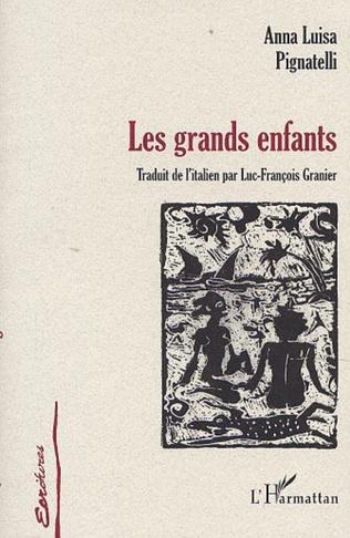 Couverture LES GRANDS ENFANTS