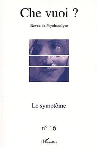 Couverture LE SYMPTÔME