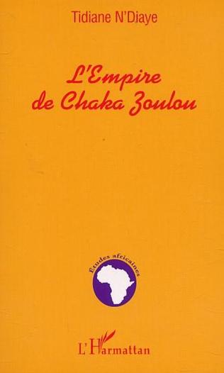Couverture L'EMPIRE DE CHAKA ZOULOU
