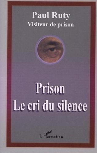 Couverture PRISON LE CRI DU SILENCE