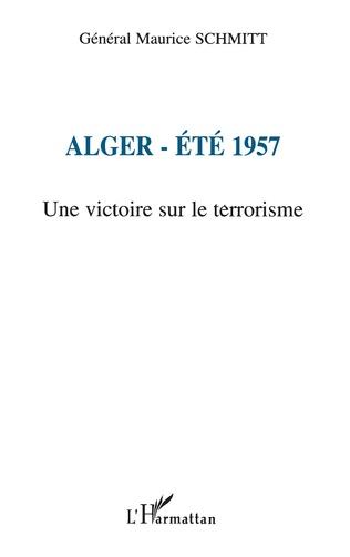Couverture ALGER-ÉTÉ 1957