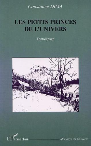 Couverture LES PETITS PRINCES DE L'UNIVERS