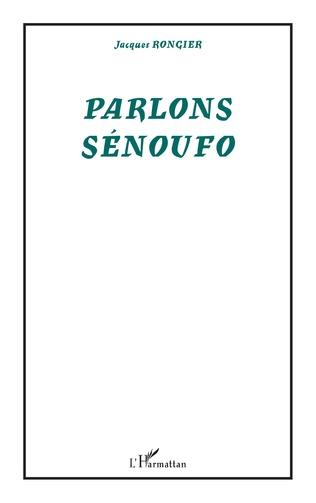 Couverture PARLONS SÉNOUFO