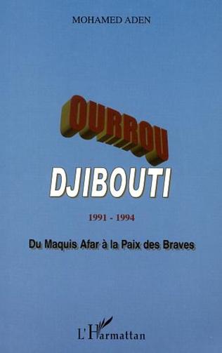 Couverture OURROU-DJIBOUTI 1991-1994