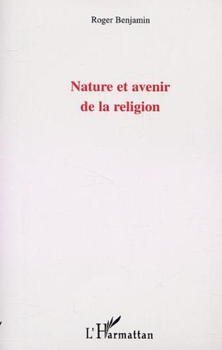 Couverture NATURE ET AVENIR DE LA RELIGION