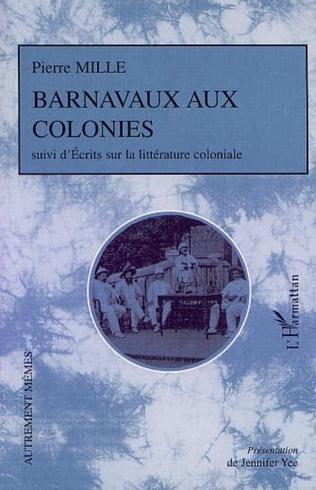Couverture BARNAVAUX AUX COLONIES
