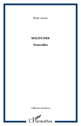 Couverture SOLITUDES