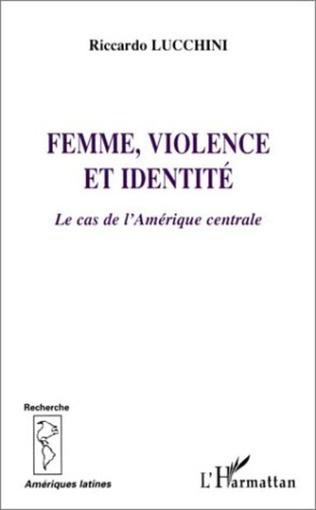 Couverture FEMME, VIOLENCE ET IDENTITÉ