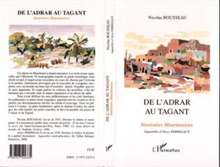 Couverture DE L'ADRAR AU TAGANT