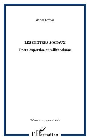 Couverture LES CENTRES SOCIAUX