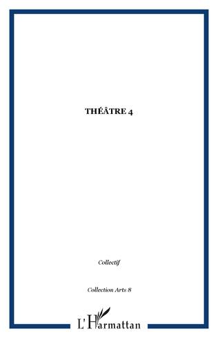 Couverture Théâtre 4