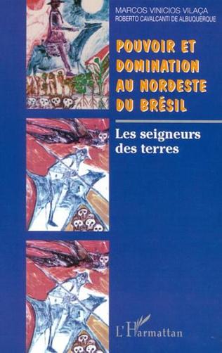Couverture POUVOIR ET DOMINATION AU NORDESTE DU BRESIL