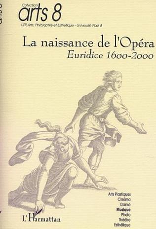 Couverture LA NAISSANCE DE L'OPÉRA
