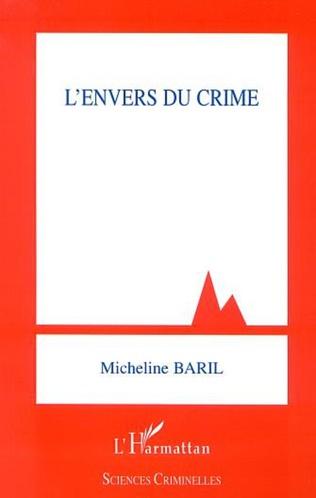 Couverture L'envers du crime