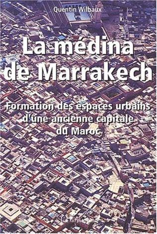 Couverture LA MÉDINA DE MARRAKECH