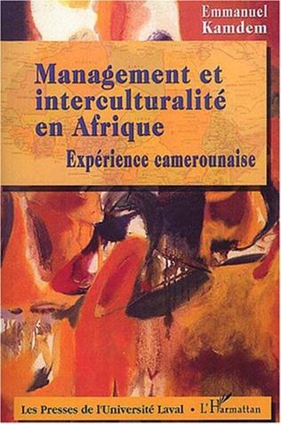 Couverture MANAGEMENT ET INTERCULTURALITÉ EN AFRIQUE