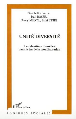Couverture UNITÉ-DIVERSITÉ