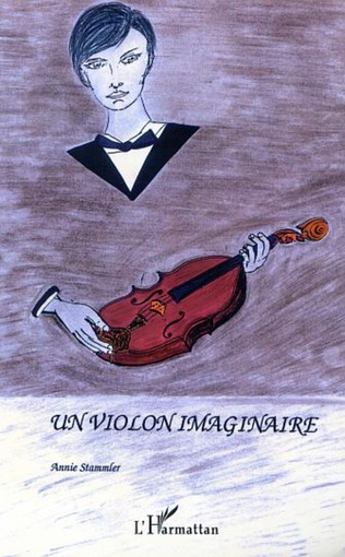 Couverture UN VIOLON IMAGINAIRE