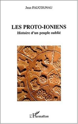 Couverture LES PROTO-IONIENS
