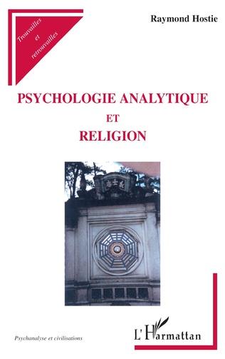 Couverture PSYCHOLOGIE ANALYTIQUE ET RELIGION