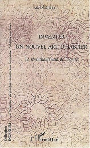 Couverture INVENTER UN NOUVEL ART D'HABITER