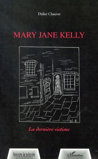 Couverture MARY JANE KELLY