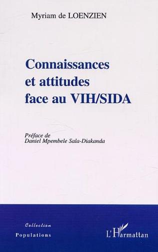 Couverture CONNAISSANCES ET ATTITUDES FACE AU VIH/SIDA