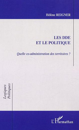 Couverture LA DDE ET LE POLITIQUE