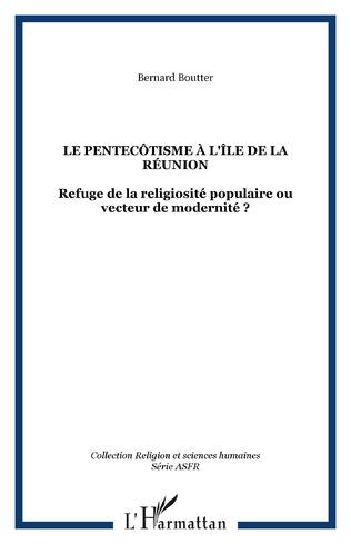 Couverture LE PENTECÔTISME À L'ÎLE DE LA RÉUNION
