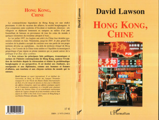 Couverture HONG KONG, CHINE
