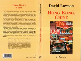 Couverture HONG KONG, CHINE