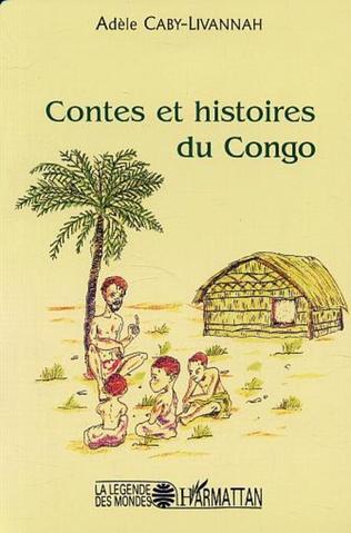 Couverture CONTES ET HISTOIRES DU CONGO