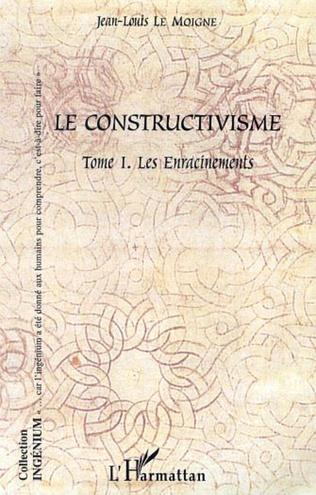 Couverture Le constructivisme