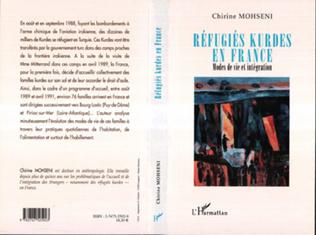 Couverture RÉFUGIÉS KURDES EN FRANCE