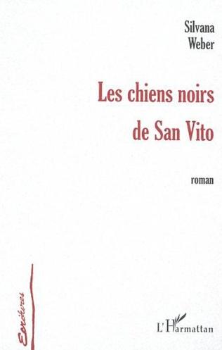 Couverture LES CHIENS NOIRS DE SAN VITO