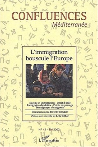 Couverture L'immigration bouscule l'Europe