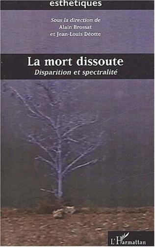 Couverture LA MORT DISSOUTE