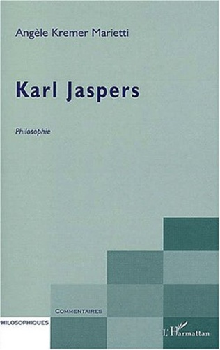 Couverture KARL JASPERS