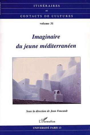 Couverture Imaginaire du jeune Méditerranéen