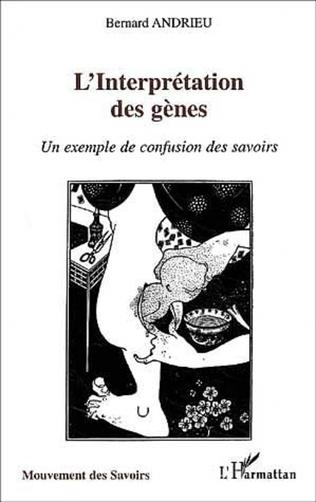 Couverture INTERPRÉTATION DES GÈNES