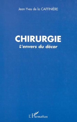 Couverture CHIRURGIE
