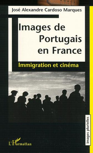 Couverture IMAGES DE PORTUGAIS EN FRANCE