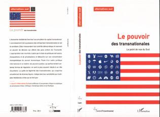 Couverture LE POUVOIR DES TRANSNATIONALES