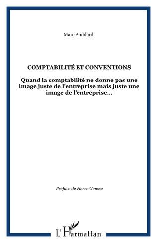 Couverture COMPTABILITÉ ET CONVENTIONS