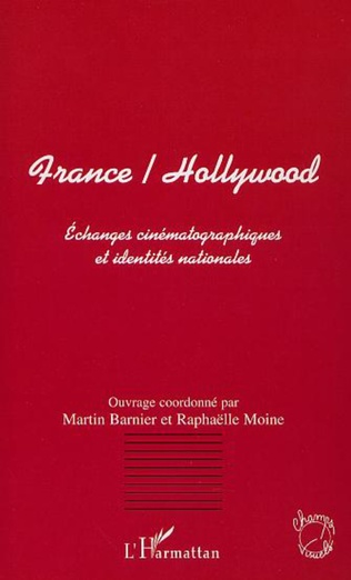 Couverture FRANCE/HOLLYWOOD