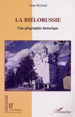 Couverture LA BIÉLORUSSIE