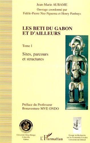 Couverture LES BETI DU GABON ET D'AILLEURS